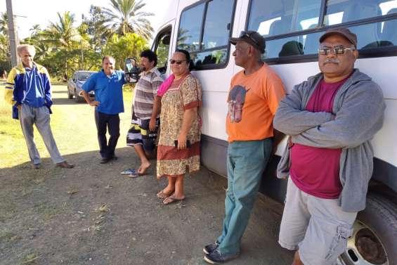 À Canala, le transport scolaire a été stoppé après un caillassage