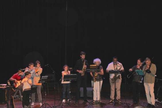 La première audition du Conservatoire lance la fête de la Musique de VKPP