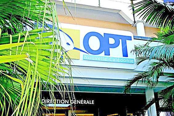 Réseau OPT perturbé à Kouaoua, Lifou et Ouvéa