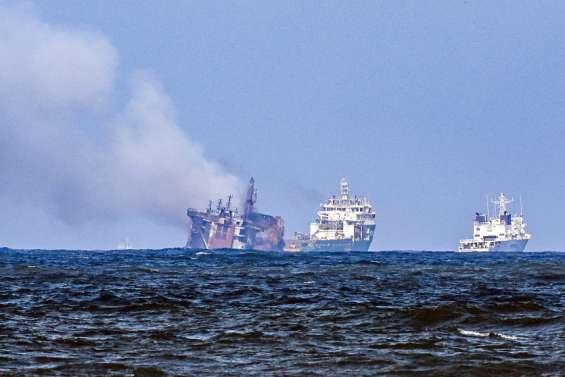 Une catastrophe écologique au Sri Lanka