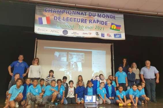 Un championnat du monde de lecturerelayé au Colisée