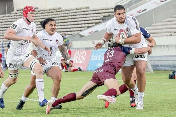 Rugby : Toulouse et La Rochelle, duo gagnant
