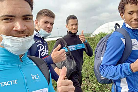 Cyclisme : Hugo Pommelettermine 2e en Coupe de France