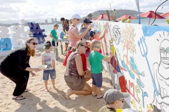 1000 visiteurs sur l'île aux Canards pour la Journée mondiale de l'Océan
