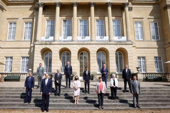 Le G7 d'accord pour l'impôt mondial sur les sociétés