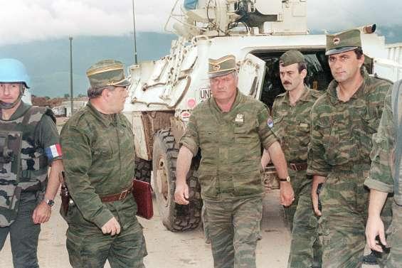 Ratko Mladic face aux juges