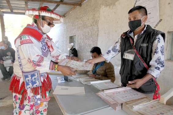 Au Mexique, unbulletin et desballes
