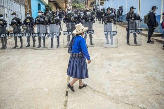 Au Pérou, une présidentielle au coude-à-coude