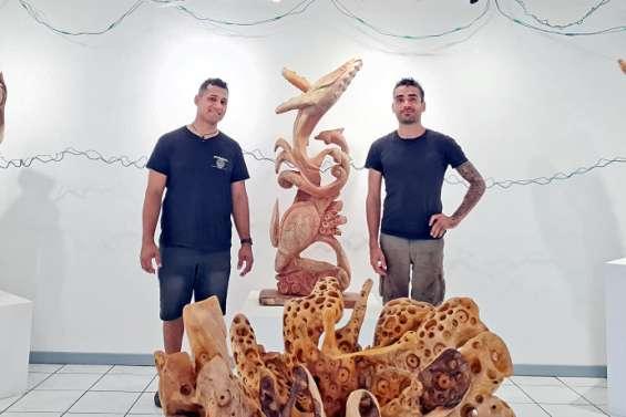 A la galerie Arte Bello : deux sculpteurs pour trois univers