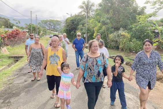 Quatre mois après Lucas, les habitants du lotissement Bernard se mobilisent