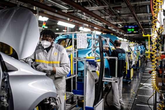 Le futur pôle électrique de Renaultchez lesCh'tis