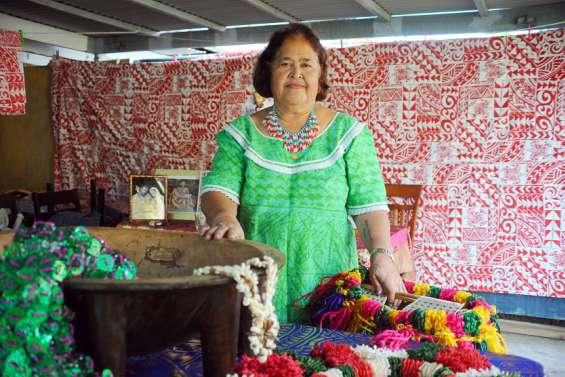 Fotina Falaeo, passeuse de la coutume du kava depuis plus de vingt ans