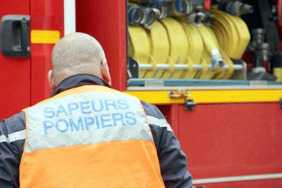 Un choc frontal à Boulouparis, un automobiliste en cours de désincarcération
