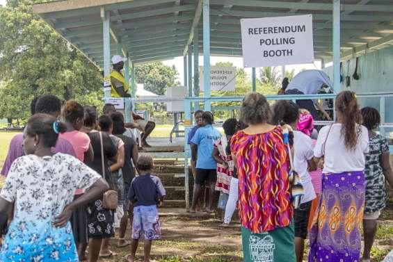 Bougainvilleveut l'autonomie gouvernementale en 2022