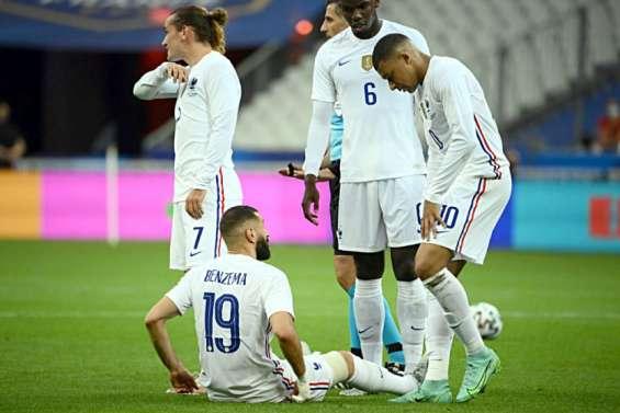 Euro: feux au vert pour les Bleus, alerte levée pour Benzema