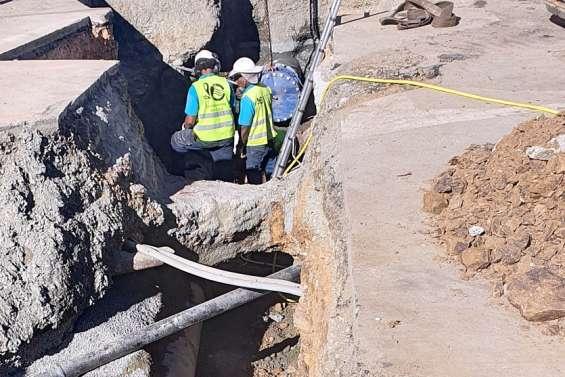 Nouméa : une coupure d'eau le temps de travaux de raccordement rue du 24-Septembre