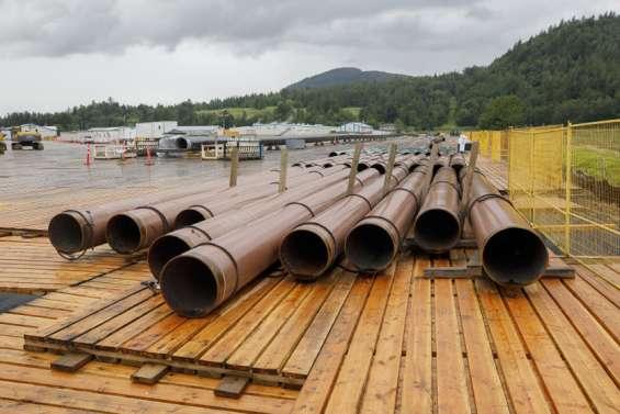 Le projet controversé d'oléoduc Keystone XL abandonné