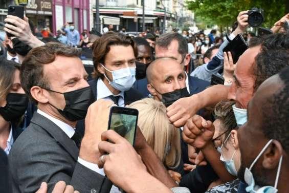 Gifle à Macron : 18 mois de prison requis contre l'auteur