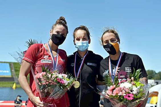 Natation : un podium de plus pour Lara Grangeon