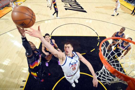Nikola Jokic, le modeste géant serbe qui a conquis la NBA