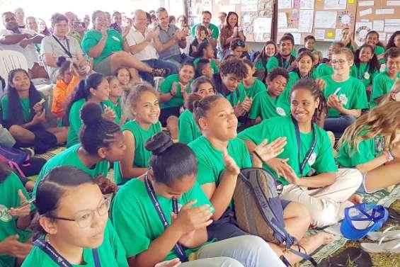 Le plein de projets au Forum jeunesse 100% développement durable
