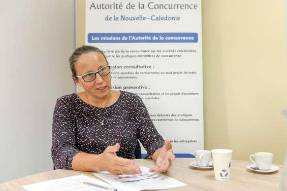[Dossier prix 2/3] Aurélie Zoude-Le Berre, présidente de l'Autorité de la concurrence :