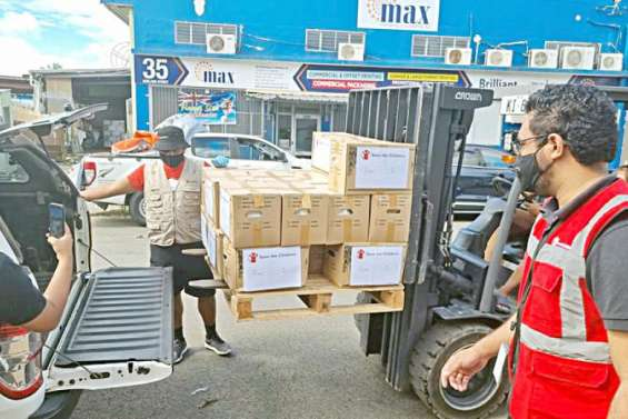Covid-19: appel à un soutien pour nourrir les familles fidjiennes