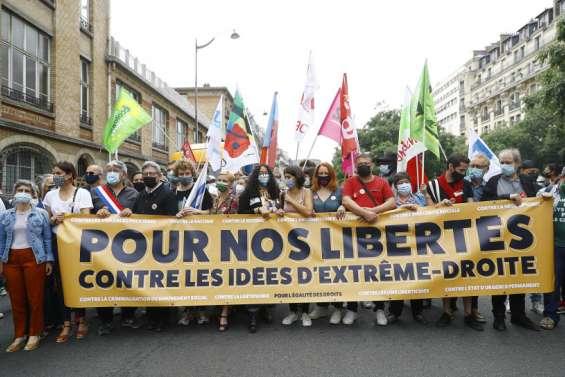 Politiques, associations et syndicats unis contre l'extrême droite