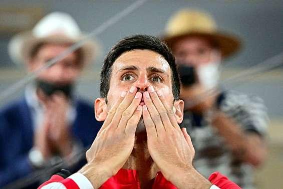 Roland-Garros: Djokovic pour parachever son chef d'oeuvre