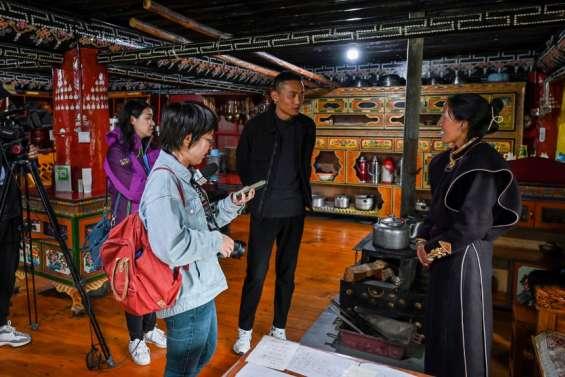 Le Tibet, la nouvelle destination prisée des touristes chinois