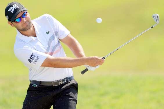 Golf: Paul Barjon entame correctement l'US Open
