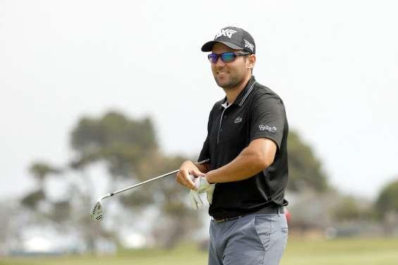 Golf: Paul Barjon rate le cut à l'US Open