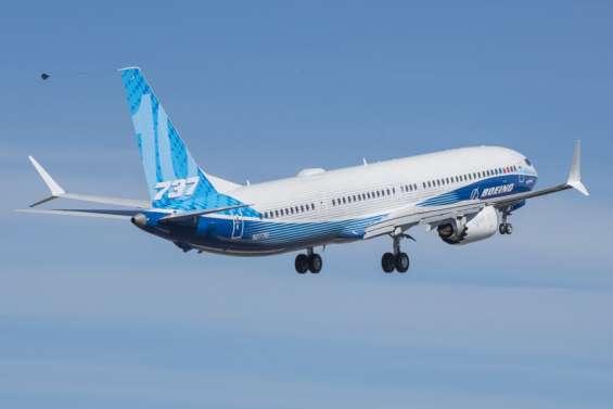 Boeing fait voler l'avion 737-10, le plus gros des MAX