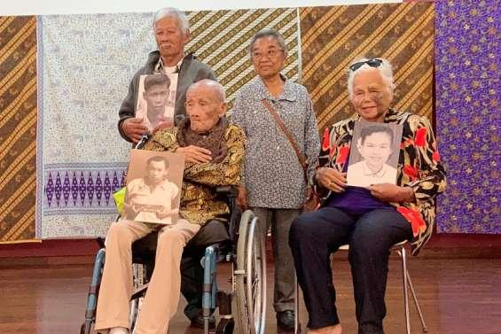 Il y a 72ans, Jean Soekasno posait le pied sur leCaillou