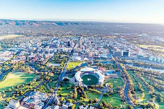 Les étudiants internationauxde retour en Australie-Méridionale