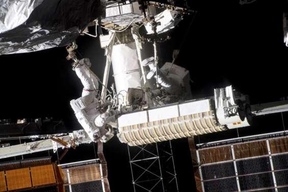 Seconde sortie dans l'espace pour Thomas Pesquet