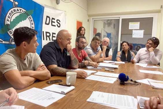 Préavis de grève générale le 30juin pour sauver le système de santé