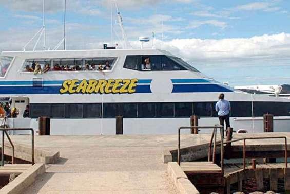 Le Seabreeze attaqué à Bélep par une trentaine de personnes