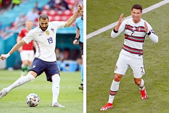 Benzema-Ronaldo, en souvenir du Real