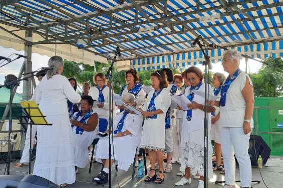 Fête de la Musique et saint Jean ont animé le village