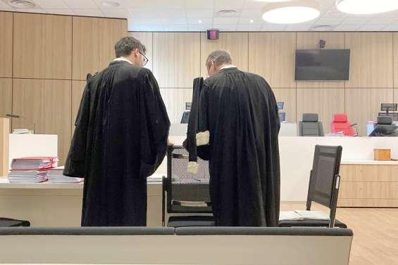 Affaire David: une ambiance lourde pour la première journée du procès en appel