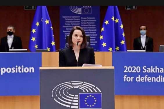 L'opposition se félicite de sanctions