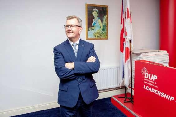 Un nouveau candidat à la tête du parti unioniste DUP