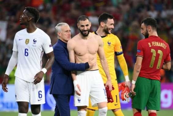 Euro: la France tient tête au Portugal, l'Allemagne évite le couperet