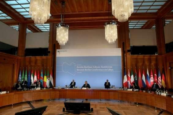 Libye: progrès en vue d'un retrait des troupes étrangères