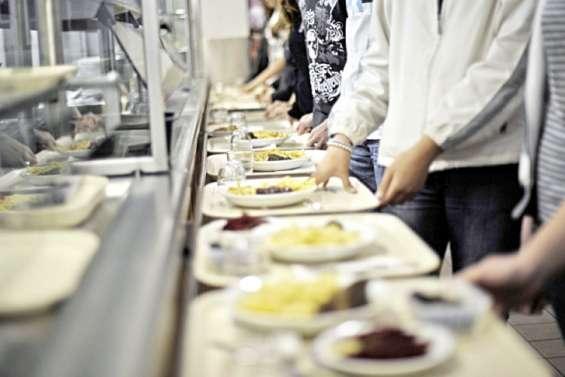 Le Sénatse penche sur les menus végétariens dans les cantines