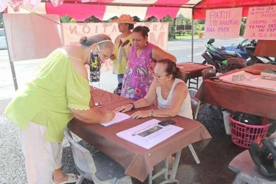 L'opposition au barrage sur la Papeno'o s'organise