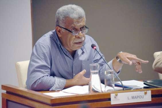Louis Mapou (UNI): « On va entrer dans une spirale d'instabilité»