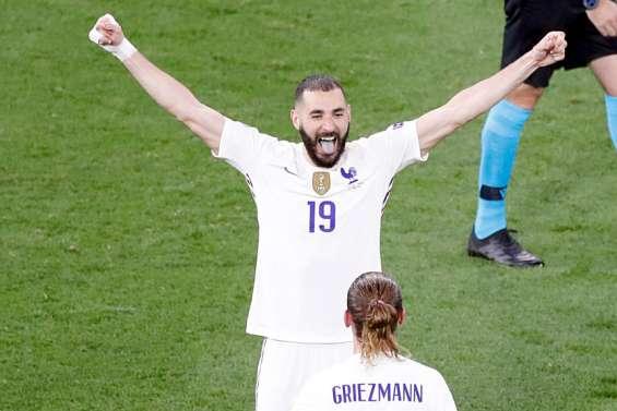 Football: pas de vainqueur entre la Franceet le Portugal