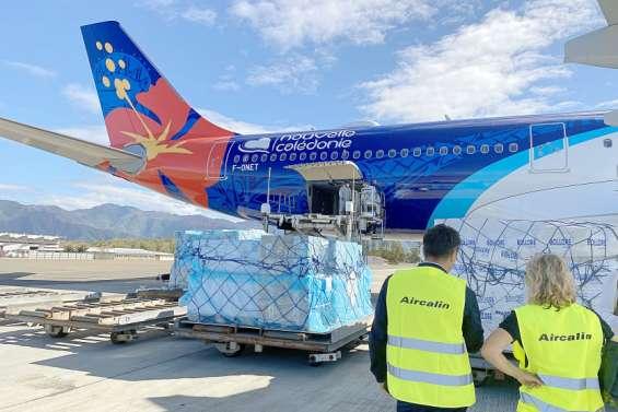 Aircalin reprend le transport du fret avec la Nouvelle-Zélande